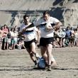 Seven de la Patagonia: las olas y el viento, rugby y amigos