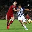 Premier, Il Liverpool pareggia ancora: i Reds vengono fermati sullo 0-0 dal WBA.