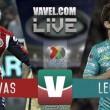 Chivas vs León EN VIVO hoy en Liga MX 2017 (0-0)