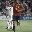 Rafa Mir, debuta y marca con la Sub-21
