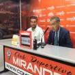"""Jorge Martín: """"El objetivo es formar jugadores para el primer equipo"""""""