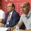 Jose Castro y Monchi hablan sobre el futuro del Sevilla FC