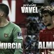 UCAM Murcia - UD Almería: hacia arriba