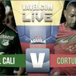 Cali derrota a Cortuluá y es líder parcial de la Liga Águila (2-0)