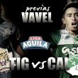 Tigres vs. Deportivo Cali: los 'azucareros' a defender el liderato