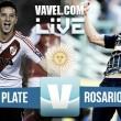 River Plate vs Rosario Central EN VIVO ahora (0-0)