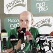 Martínez confirma los refuerzos del Cali