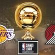 Resultado Los Angeles Lakers x Portland Trail Blazers pela final da NBA Summer League (110-98)