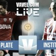 River Plate vs Instituto en vivo por Copa Argentina