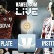 River Plate vs Instituto en vivo AHORA por Copa Argentina (0-0)