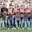 Puntuaciones Real Sporting-Numancia; Tercera ronda Copa de S.M. El Rey