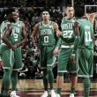 Antetokounmpo brilha outra vez, mas Celtics vencem Bucks em partida equilibrada