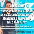 """Entrevista. Unidos por Temperley: """"Proponemos que el socio se sienta más contenido y mantener a Temperley en lo más alto"""""""