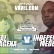 Previa Real Cartagena vs Medellín: segundo partido, segundo examen