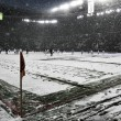 Juventus x Atalantaé adiado devido à forte nevasca em Turim