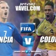 Previa Francia vs Colombia: primer examen del 2018