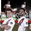 Los números de los atacantes de River en la Superliga