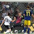 Germania 2 - 1 Svezia, la reazione dei campioni