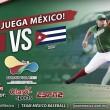 México vs Cuba EN VIVO online en Beisbol Juegos Centroamericanos 2018