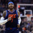 NBA Mercato: Carmelo Anthony agli Houston Rockets!