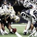Previa Los Ángeles Rams - New Orleans Saints: artillería por aire y tierra