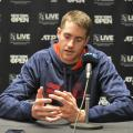 "ATP New York Open: Isner ""very happy to win"" second round match against Tomic"