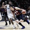 Liga Nacional: San Lorenzo empezó derecho su defensa