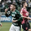 Em jogo brigado, Palmeiras derrota Athletico-PR no Allianz e se mantém invicto no Brasileirão