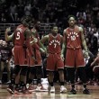 La motivación de los Raptors arrolla a los Sixers