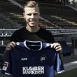 Karlsruhe bring in strikerFlorian Kamberi on loan