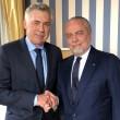 Napoli, ora è ufficiale: Carlo Ancelotti è il nuovo allenatore