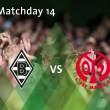 Partido Borussia Mönchengladbach vs Mainz en vivo online en Bundesliga 2016