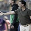 """Javier Calleja: """"Ha sido un partido muy igualado"""""""