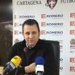 """Guillamón: """"Ambos equipos hemos hecho méritos para ganar"""""""