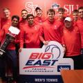 St. John's to take on University of Virginia in opening round of the NCAA Men's Tennis Tournament