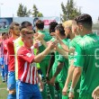 Puntuaciones UE Cornellà 2-2 Real Sporting B: igualdad en el Nou Municipal