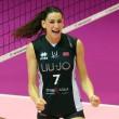 Risultato Obiettivo Risarcimento Vicenza - Liu Jo Modena (1-3), diretta Serie A1 di Volley femminile 2015/2016