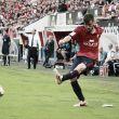 """Oier Sanjurjo: """"El gol se lo dedico a la afición"""""""