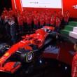 Formula 1 - La Ferrari viene allo scoperto: ecco la SF-71H
