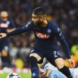 Napoli, con l'Inter dubbio Insigne: Sarri studia le alternative