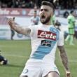 Napoli, niente di grave per Lorenzo Insigne
