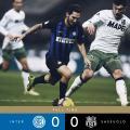 Serie A- Sassuolo bestia nera dell'Inter, a San Siro finisce a reti bianche (0-0)