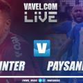 Jogo Internacional x PaysanduAO VIVO online pelas oitavas de final da Copa do Brasil 2019 (0-0)