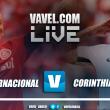 Jogo Inter x Corinthians AO VIVO online pelo Campeonato Brasileiro 2018 (0-0)