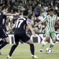 Inui en un partido de esta temporada con el Betis. / Real Betis Balompié
