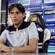 """Lazio, Simone Inzaghi in conferenza: """"Ripartiamo dall'inizio della sfida con il Milan"""""""