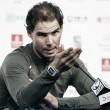 """Rafael Nadal: """"Me encantaría jugar el Masters, pero sin obsesionarme"""""""