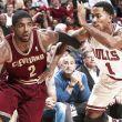 Cleveland Cavaliers vs Chicago Bulls en vivo y en directo online