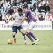 Isaac Carcelén, el mejor frente al Real Oviedo según la afición