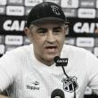 Marcelo Chamusca é apresentado oficialmente como novo técnico do Ceará
